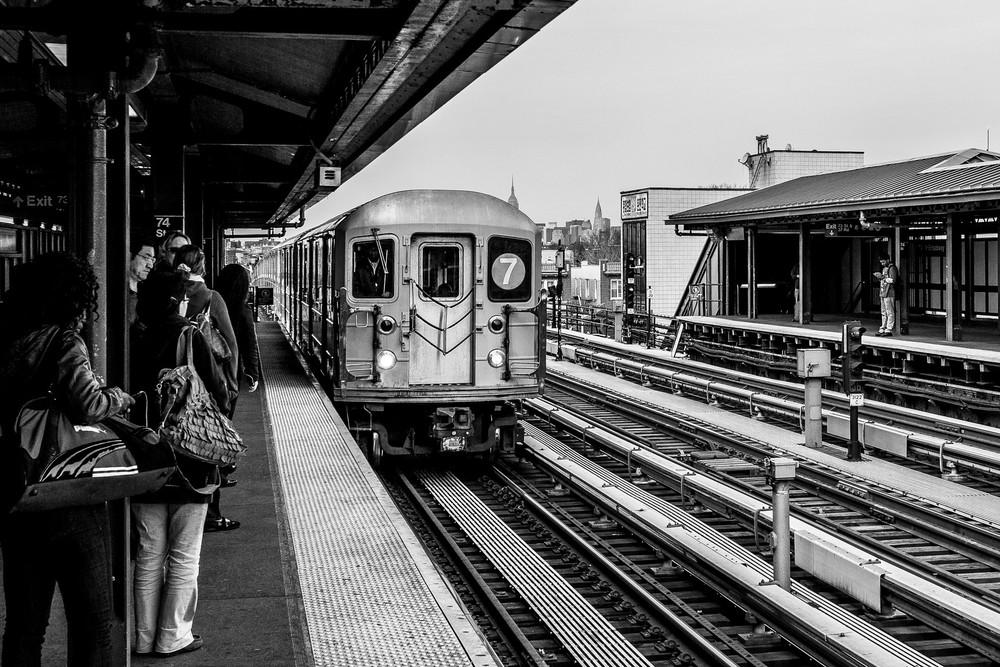 74 St Station