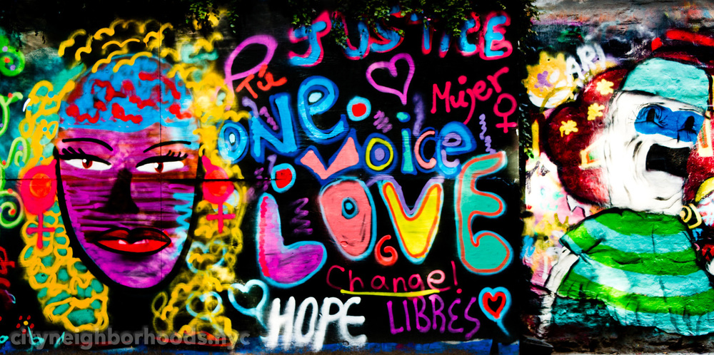 Love, Hope, Change, Libres