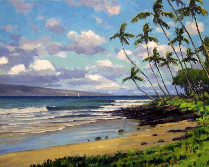 Lahaina Gallery Maui Blue Sky 2018.03.13.jpg