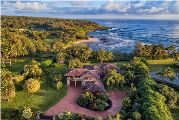 <strong>Sold for $3.6M</strong><br>Anahola, Kauai