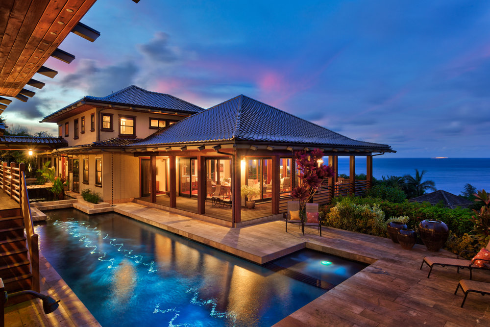 <strong>Sold for $4,300,000</strong><br>Kilauea, Kauai