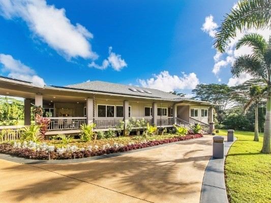 <strong>Sold for $1.5M</strong><br>Kilauea, Kauai