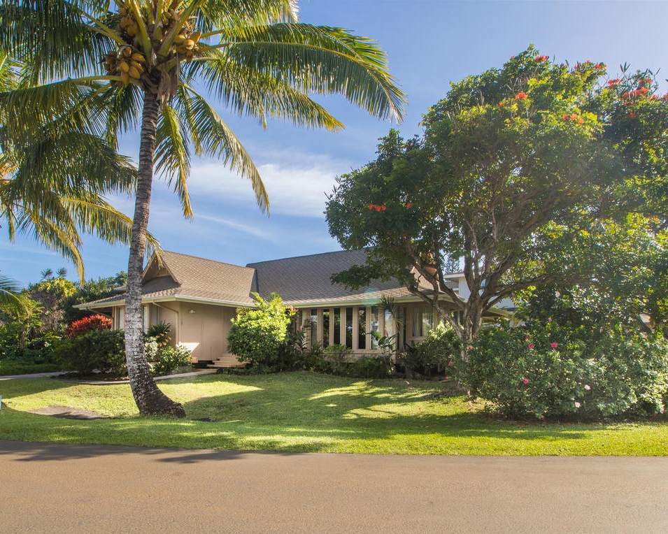 "<div align=left><span style=""color:#13b5ea""><strong>Well-Priced Princeville Home</strong><br>Sold for $805,000 