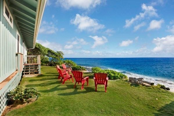 Kapaa Oceanfront Vacation Rental (MLS 605714)
