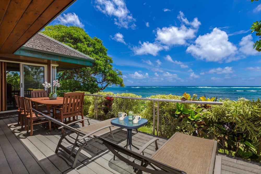 Kapaa Oceanfront Vacation Rental (MLS 617518)