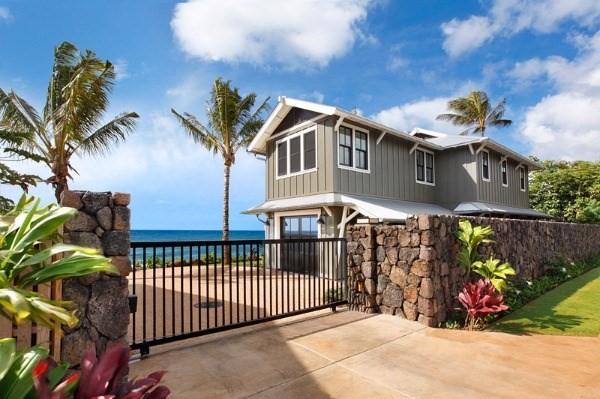 Koloa Oceanfront Home (MLS 601434)