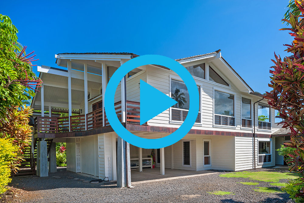 <strong>Sold for $2.9M</strong><br>Hanalei, Kauai