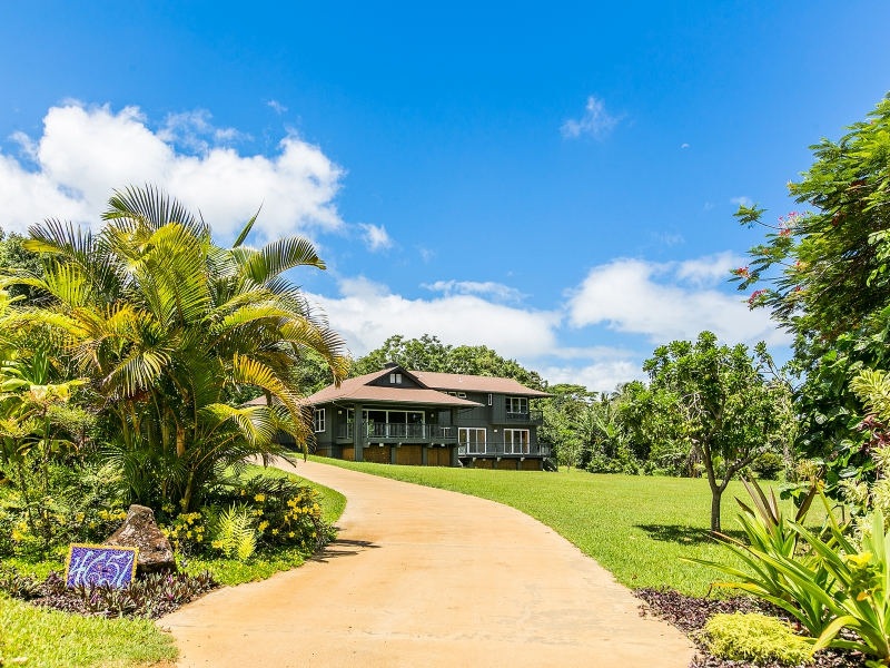 <strong>Sold for $1.475M</strong><br>Kilauea, Kauai