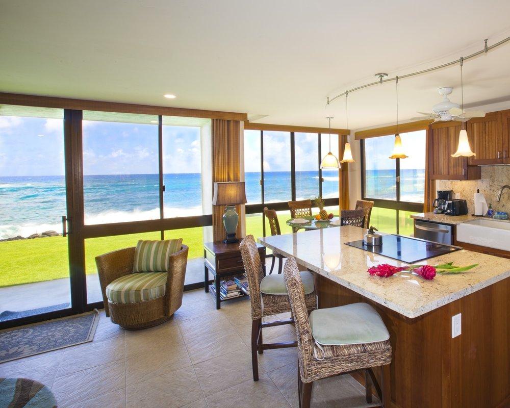 Poipu Oceanfront Condo - $1.049M