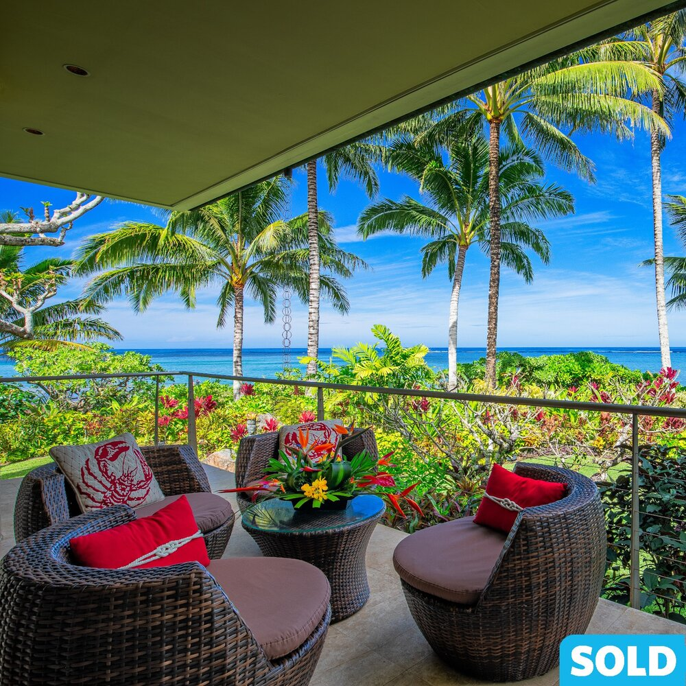 Anini Beach Oceanfront - $10.75M