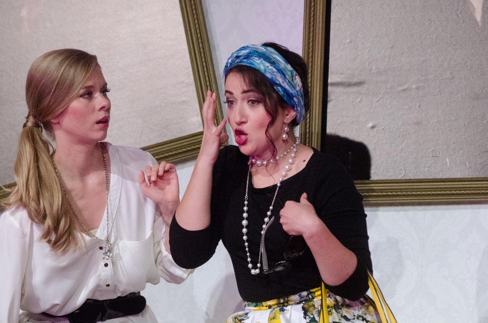 L'Opera Seria, Smorfiosa, Wolf Trap Opera, 2016  Photo: Kim Pensinger Witman