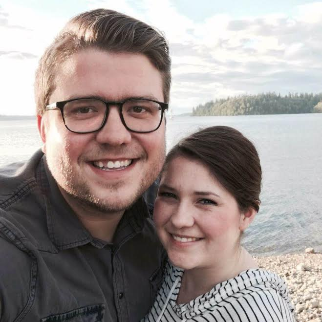Ryan and Livi Sharp, Campus Pastors Email: ryan@evergreenpnw.com