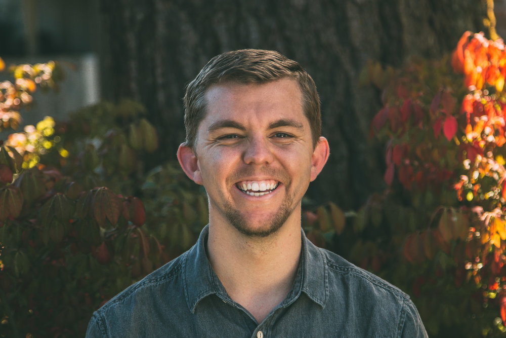 Chad Dickenson, Associate Pastor of Youth & Family Ministries   chad@ecconline.cc