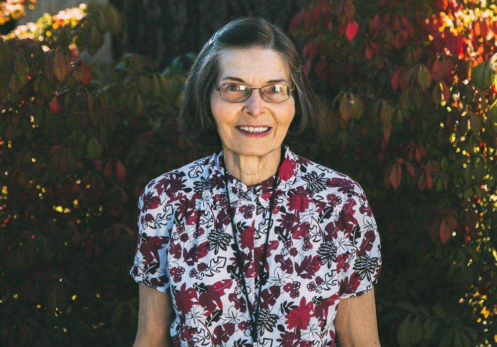 Sylvia LeRiche, Nursery Coordinator sylvia@ecconline.cc