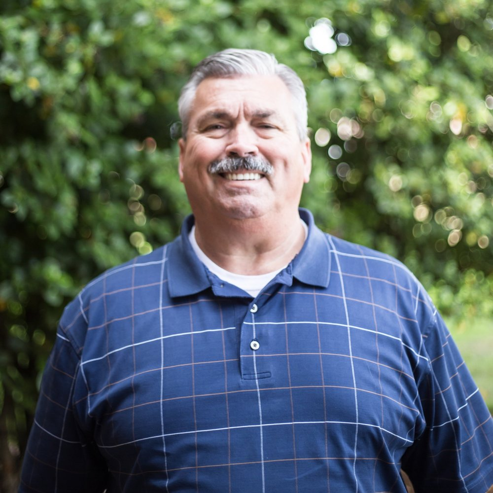 Tom Milner, Pastoral Care and Senior Adult Ministry Pastor tgmilner@ecconline.cc