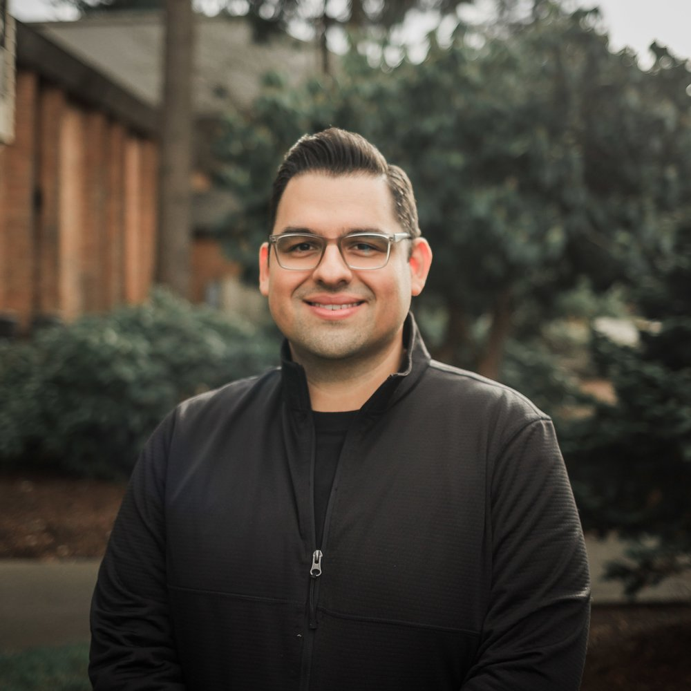David Reyes ,  Gatherings Director   david@evergreenpnw.com