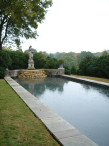 Reflection Pool at Cheekwood