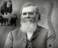 Daniel David Palmer: Founder of Chiropractic