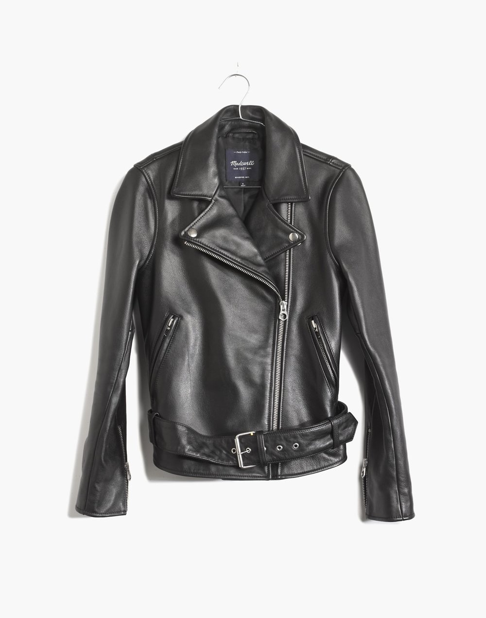 Madewell Motorcycle Jacket, $498