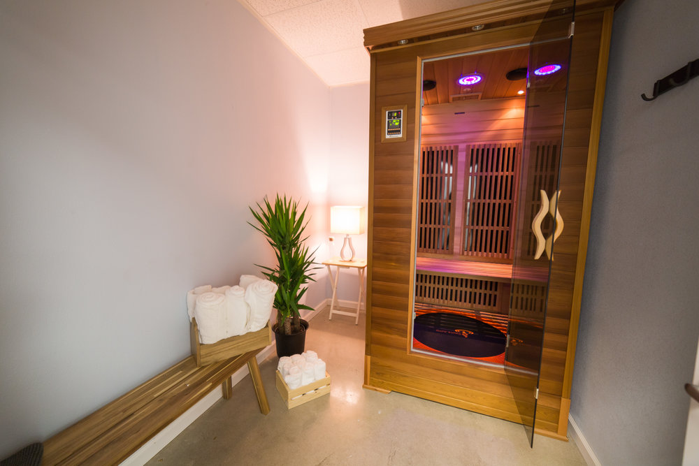 Active Infrared Sauna in San Diego