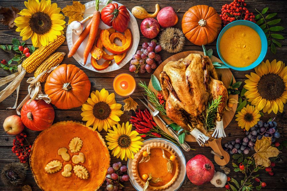 Detox after Thanksgiving dinner