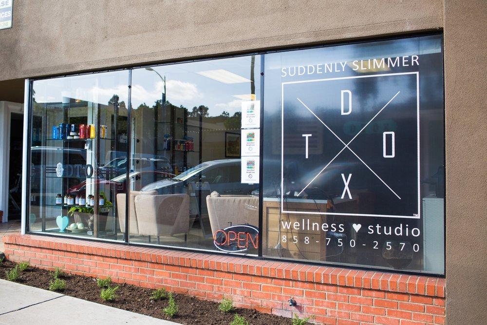 Detox & Wellness Studio in San Diego