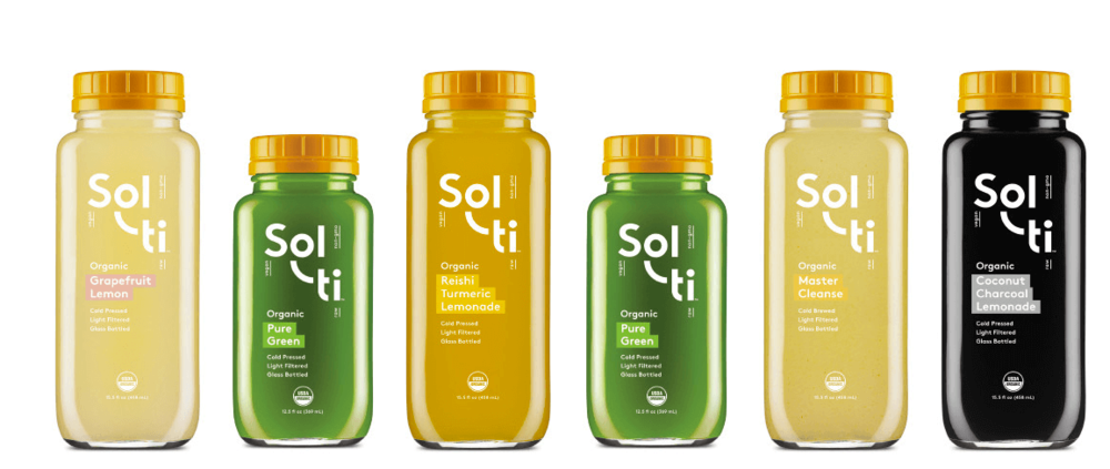 Solti Juice Cleanse
