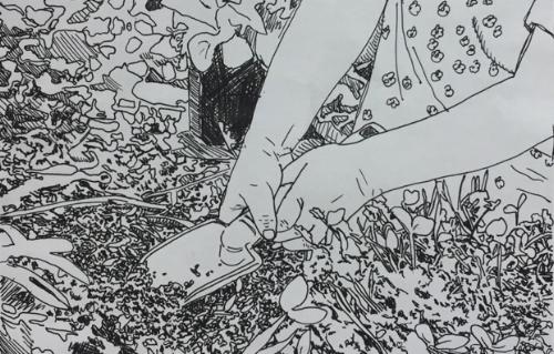 Ikarus (Drawing)
