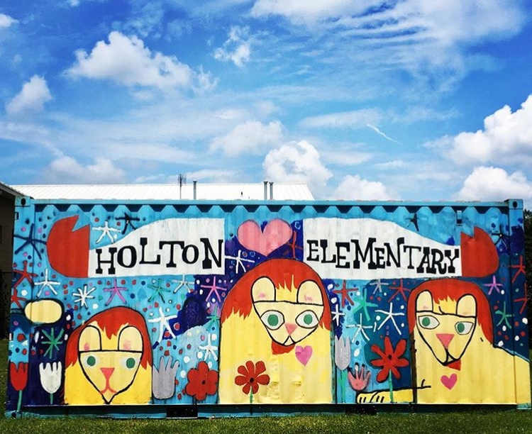 Linwood Holton Elementary School
