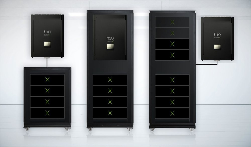 - The Home Series is characterised by its multifunctionality – for the first time you really get everything in one housing: on-grid inverter, battery storage and UPS system for genuine uninterruptible power supply with a switching time of less than 10 milliseconds. It comes in single-phase and three-phase versions, can handle PV systems up to 15kWp and can be used with a LiFePO storage from 3.5 to 21kWh.Two mounting variants are available: The all-in-one cabinet and the inverter wall-mounting. Functionally, these systems are completely identical.We also offer carbon storage solutions customers who appreciate ecological and safe solutions.