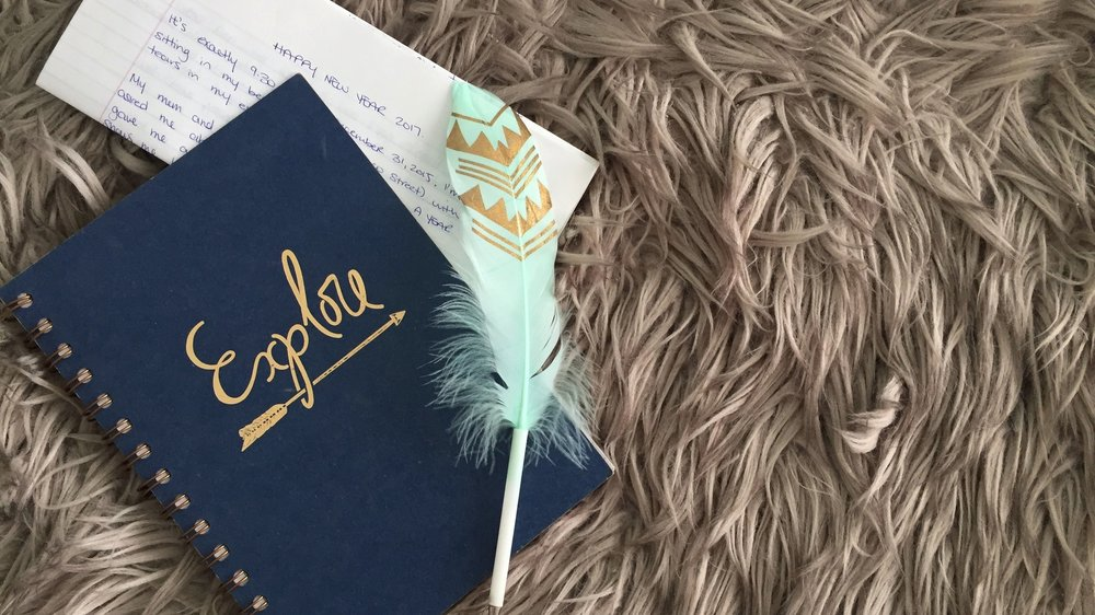 My 2016 letter to my 2017 year old self ||