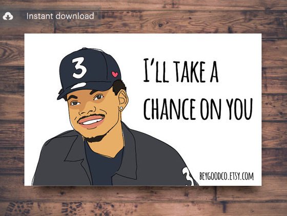 Chance the Rapper - $5