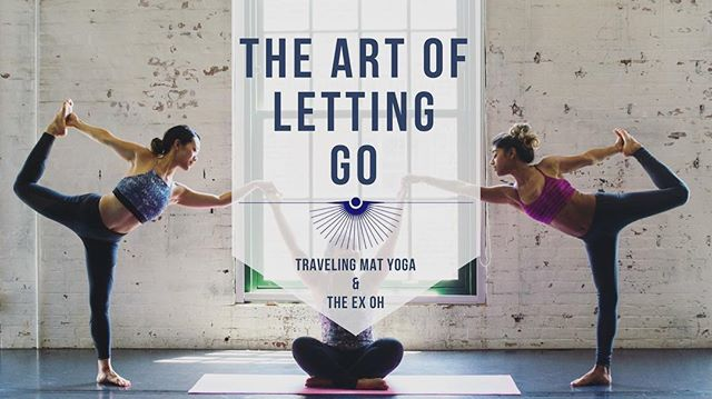 Toronto Friends 💙, The Ex Oh and @traveling.mat are coming together to bring you The Art Of Letting Go! This event is meant to release and detoxify your body and energy while preparing yourself for an exciting journey ahead. For more information check out the link in the bio 💁🏽♀️. • • • #yogaworkshop #torontoevents #yogainspire #mindbodyspirit #yogagirls #torontoyoga #lettinggo #beginneryoga #endofyear #yogastrong #torontoblog #collaborativeart #girlpower💪 #loa #lawofattraction #goodvibes