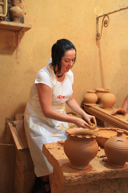 Jamie's Pottery