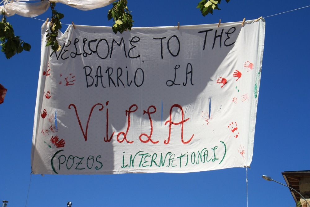 Semana Cultural Welcome, Spain