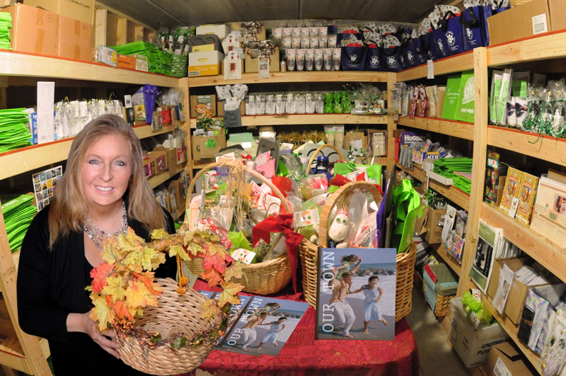 Dawn with the first sales basket from September 2009 .