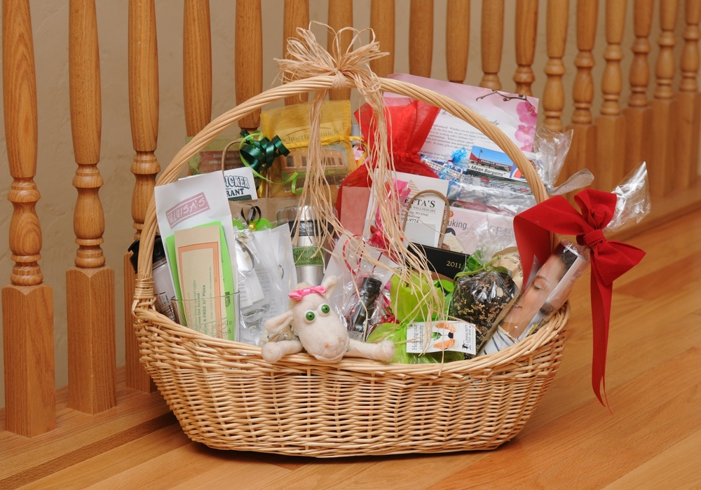 Our Basket Today!