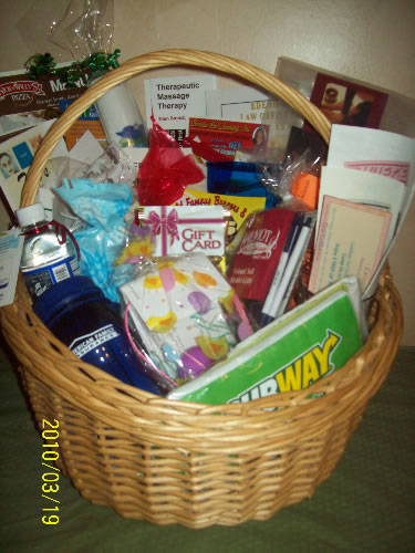 Updated Basket- 3/2010