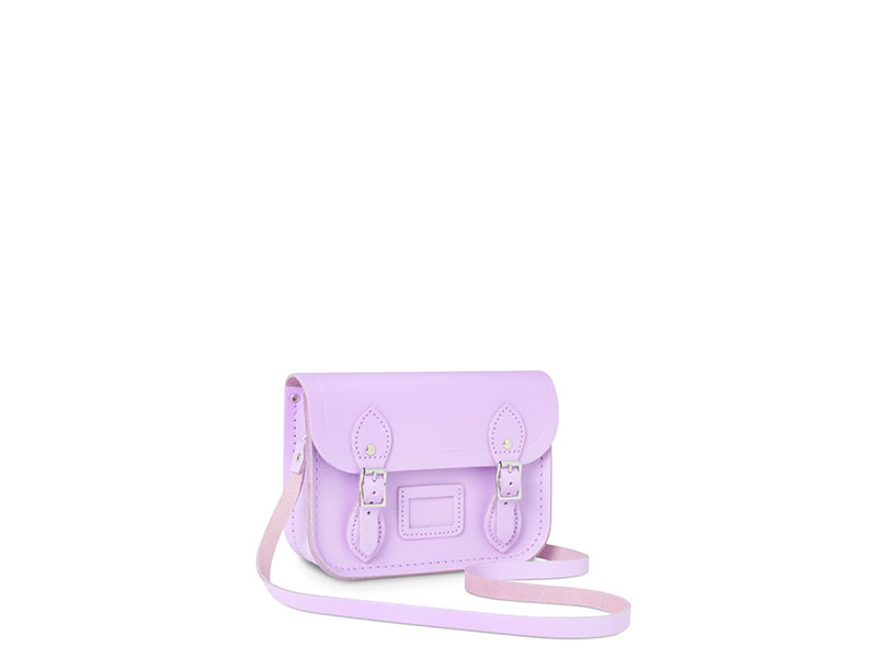 Freesia Purple Tiny satchel  WAS $115 NOW $82