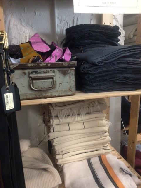 rag and bone sample sale accessories.JPG