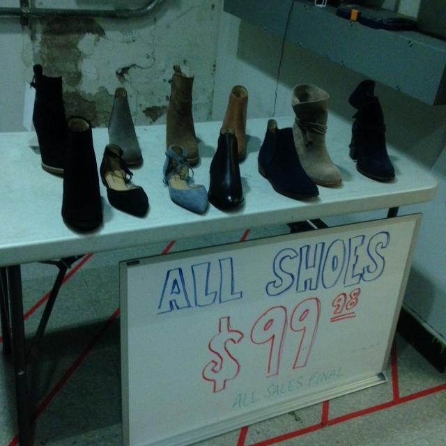 splendid sample sale shoes.JPG