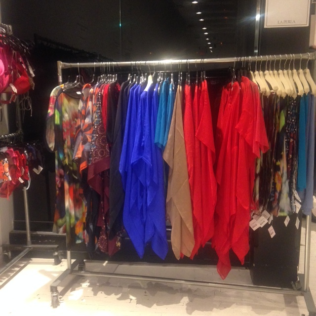 la perla sample sale robes.jpeg