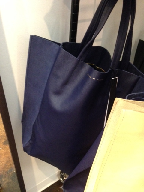 NAVY SHOPPER $100