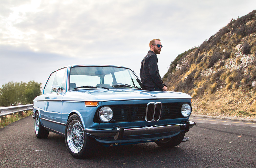 Bmw 2002 Clarion Builds