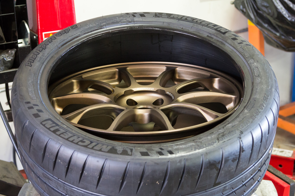 Acura NSX Wheels Tires Clarion Builds - Acura tires