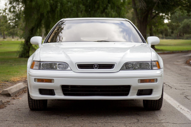 Acura Legend — Clarion Builds