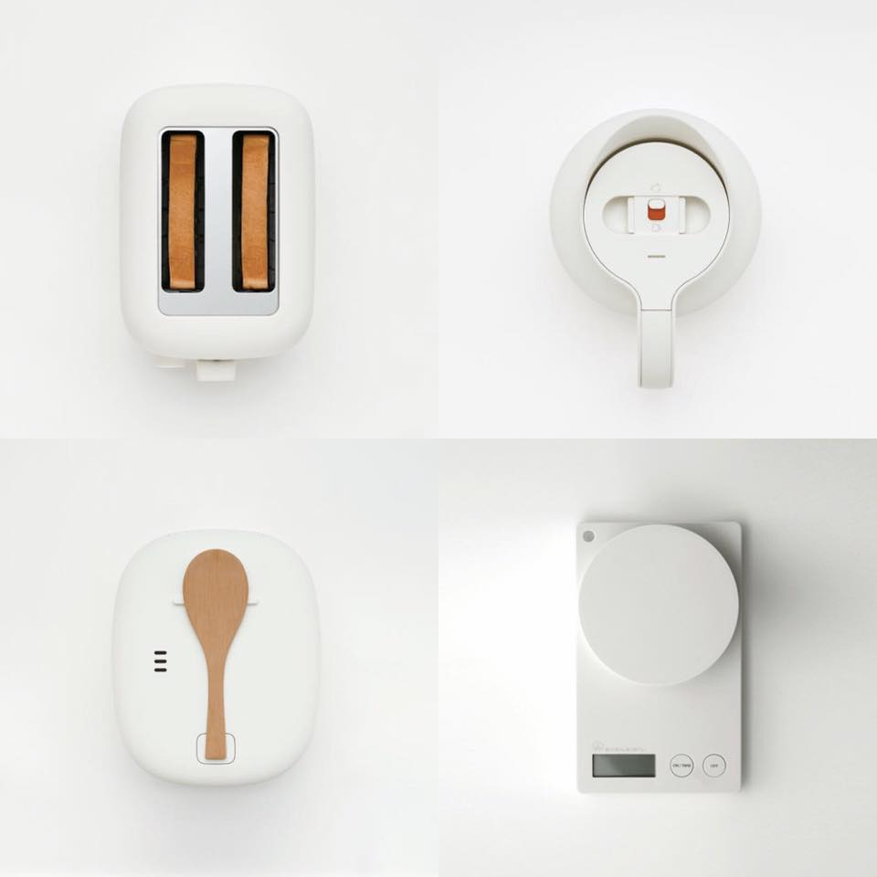 Minimalistic appliances  and kitchen gadgets by Muji. Can't wait till the pop-up opens in Vancouver. #muji #minimalistic #simpleisbest