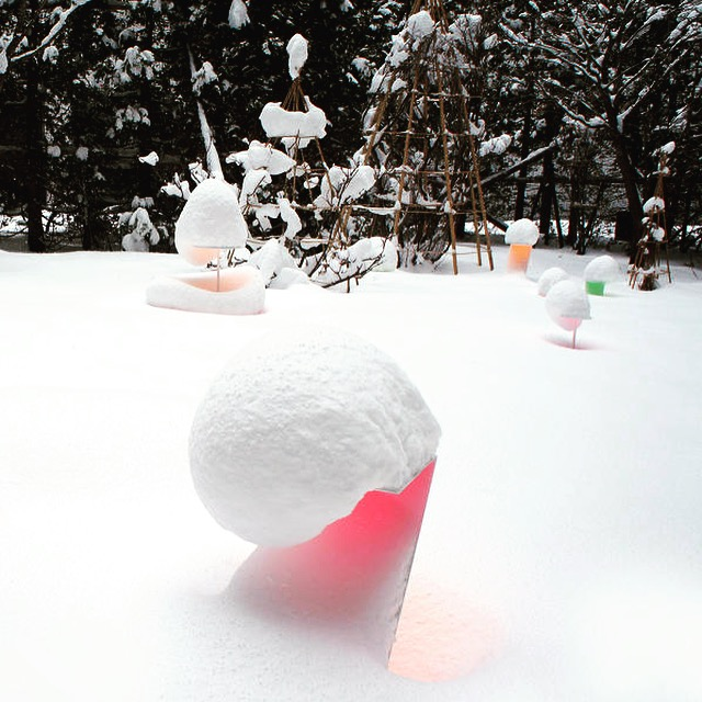 japanese artist winter wonderland