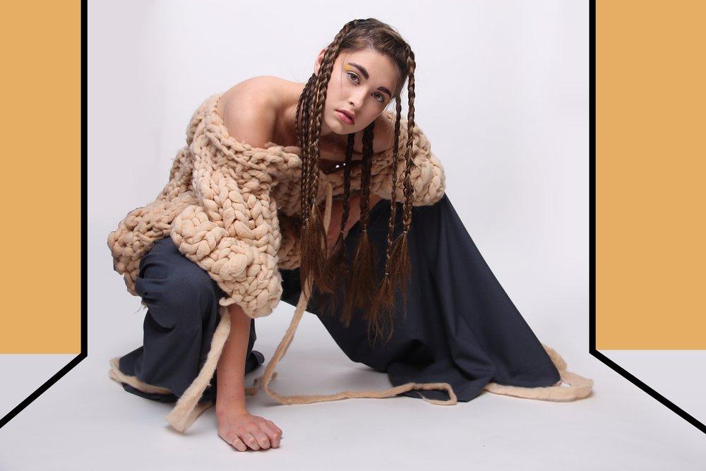 Photographer: Ivan McCartney  Model: Olivia Manzo (Wilhelmina Models NYC)