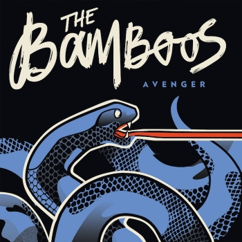 92. THE BAMBOOS - 'Avenger'    Pacific Theatre DIGITAL SINGLE (Pacific Theatre) AUS 2013